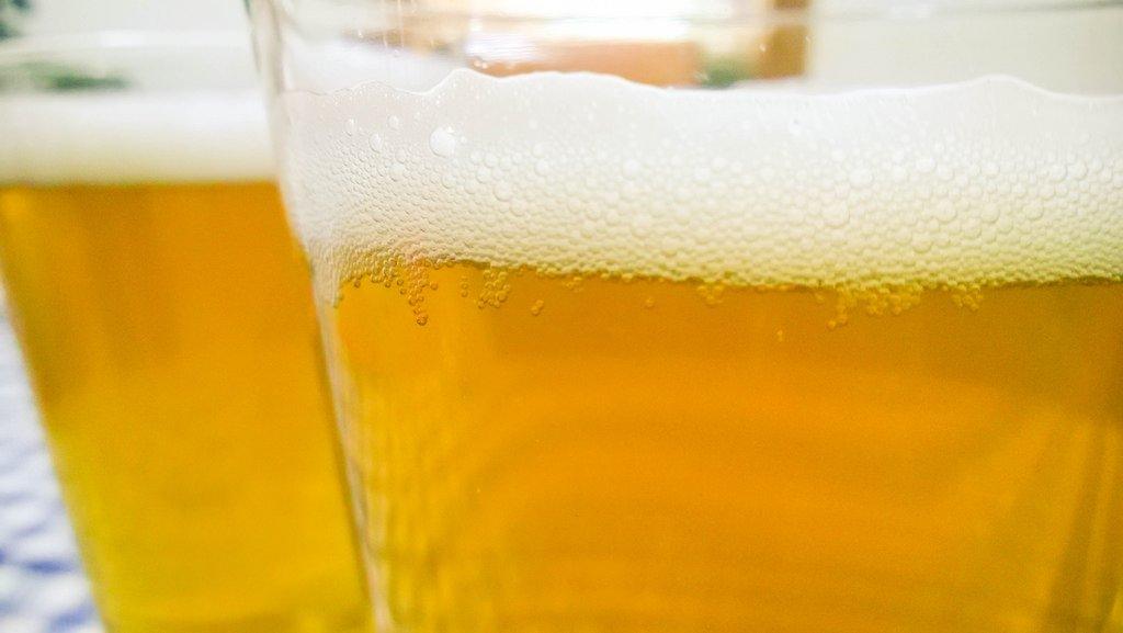 beer-foam