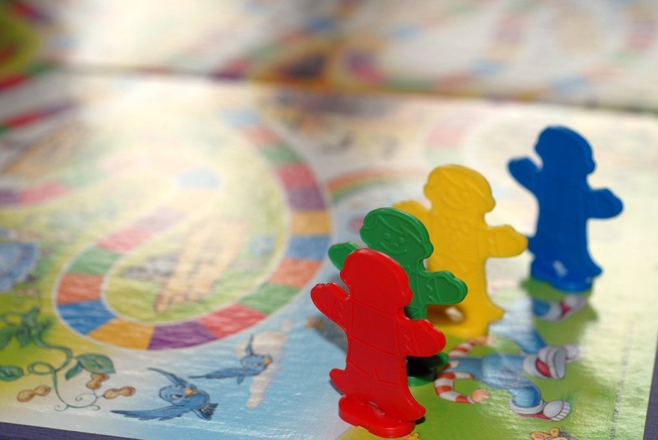 Candyland Boardgame - Teen Rehab