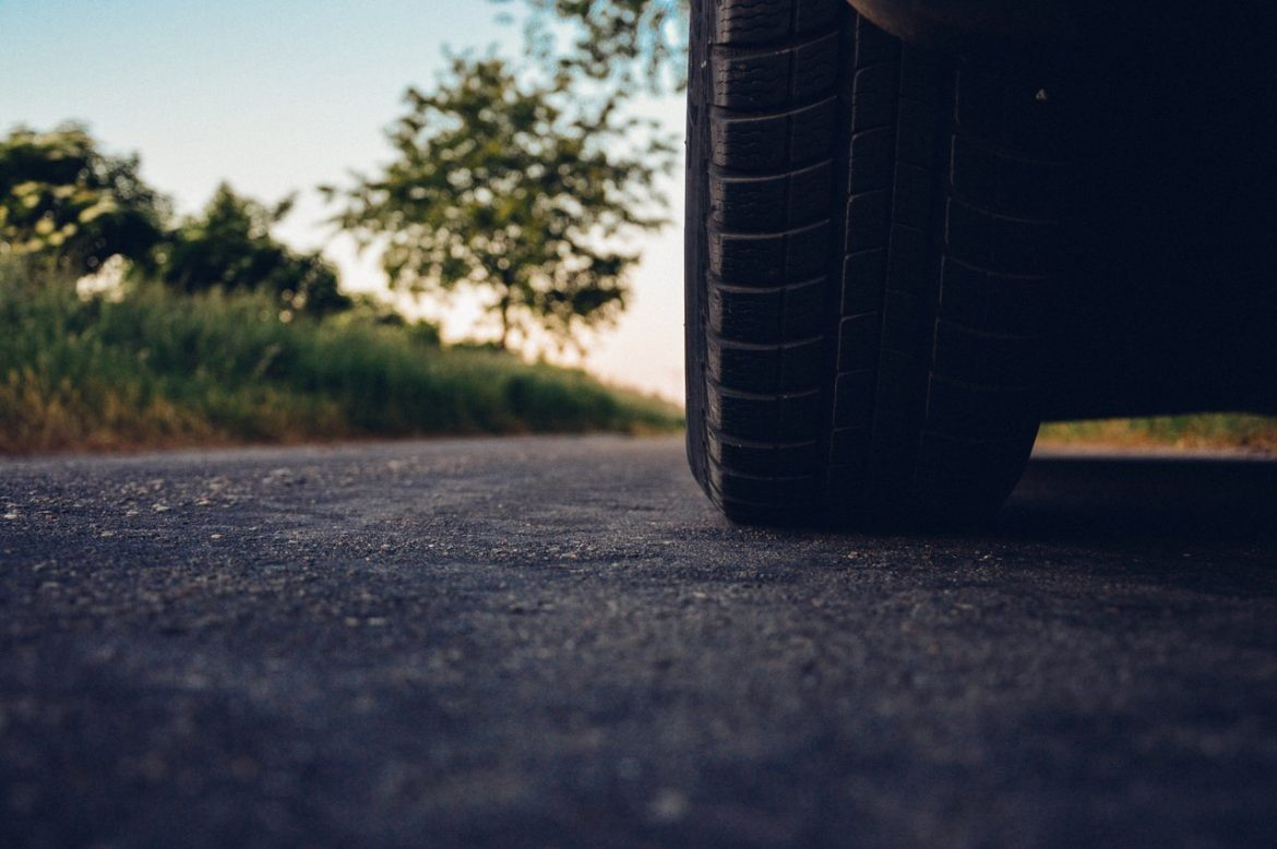 Car Tire on Road - Teen Rehab