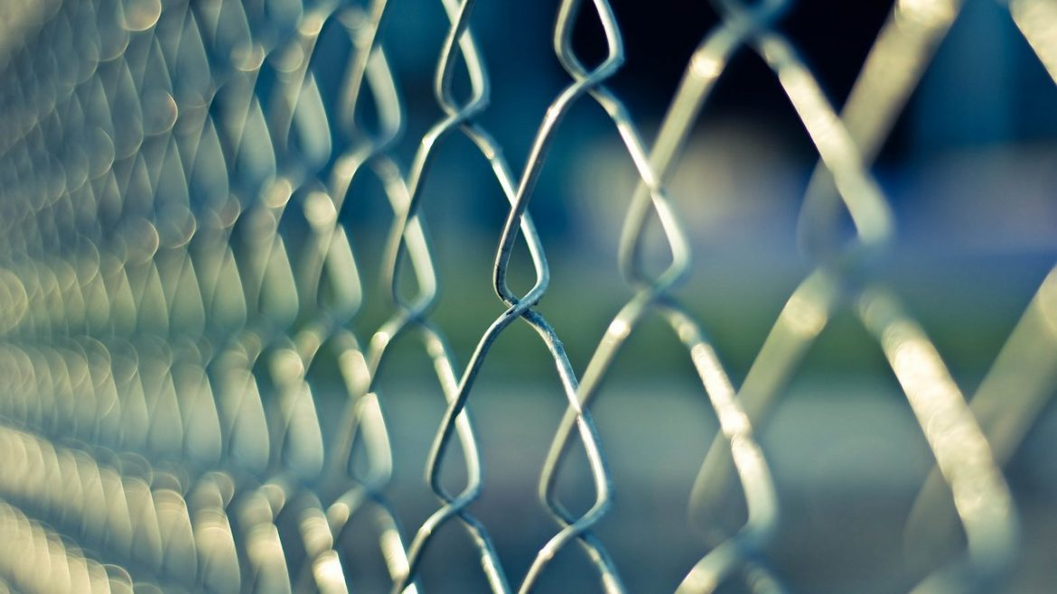 Chain Link Fence - Teen Rehab