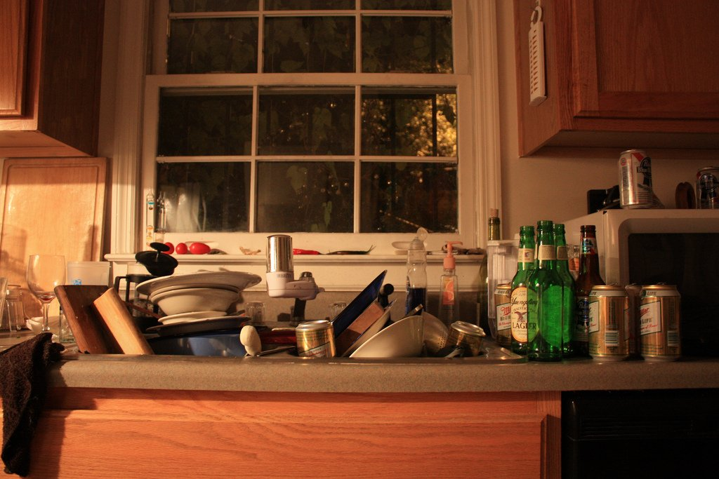 OCD Contamination Dirty Kitchen - Teen Rehab