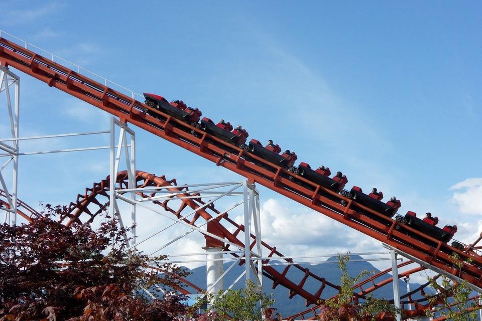 Roller Coaster - Teen Rehab