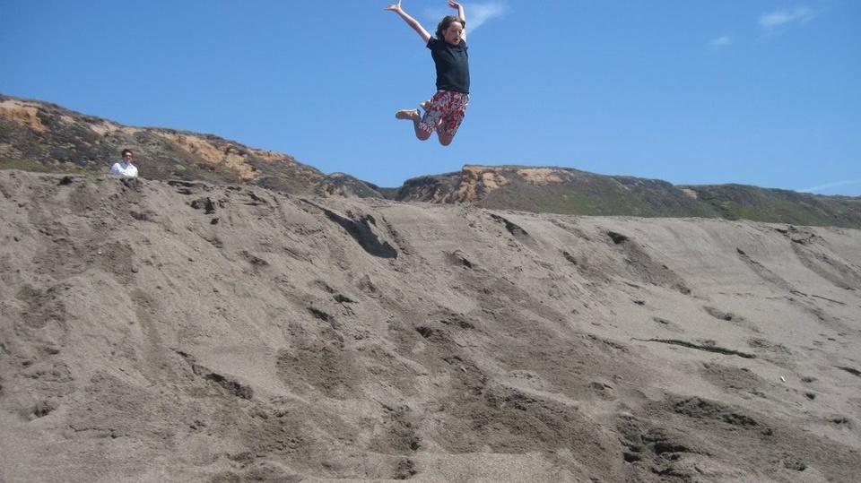 Teen Jumping - Teen Rehab