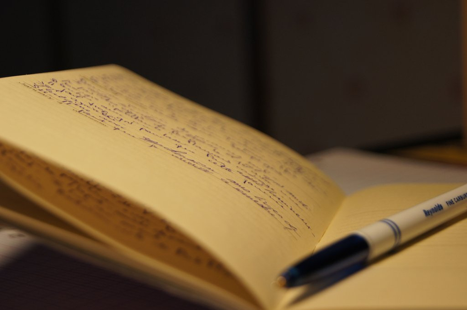 Teen Writing Journal - Teen Rehab