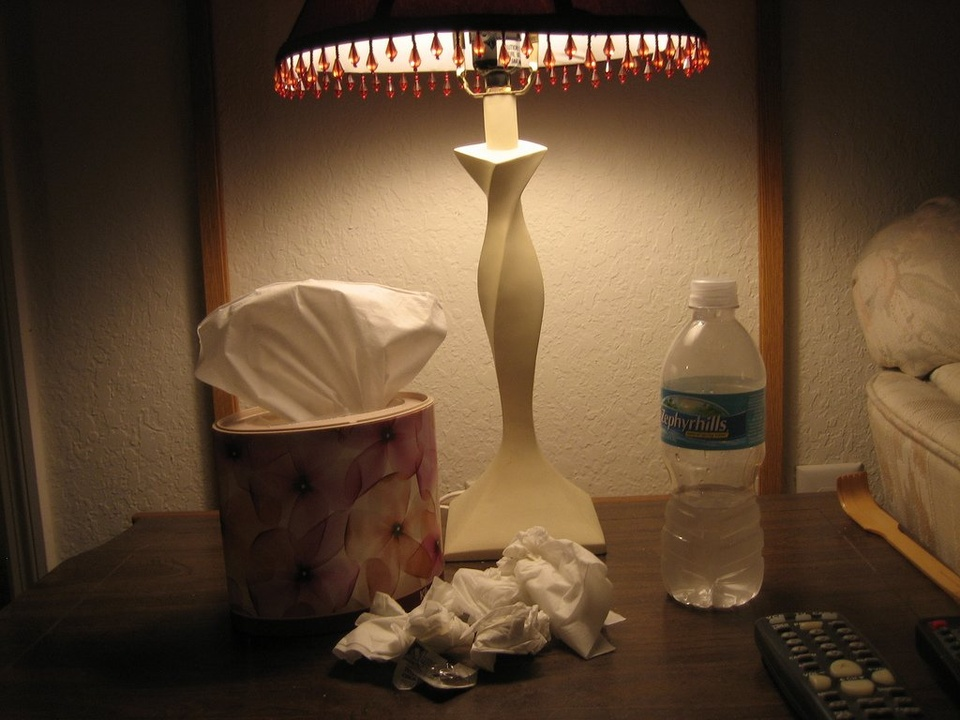 Bedside Table - Teen Rehab