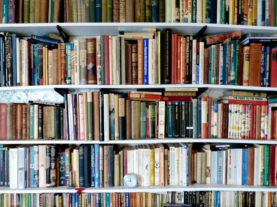 Bookshelf - Teen Rehab