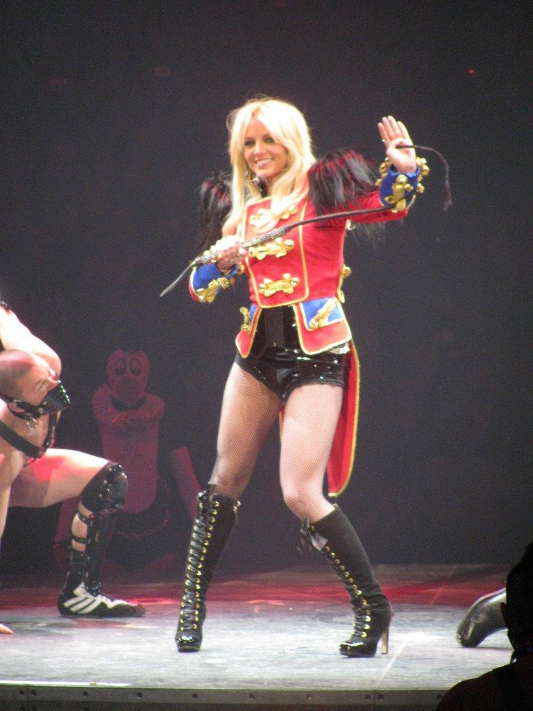 Britney Spears - Teen Rehab