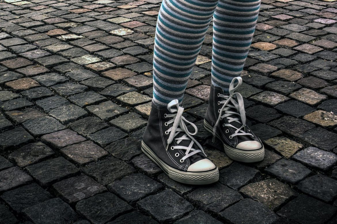 Chucks on Cobblestone - Teen Rehab