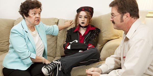 Counseling a Teen - Teen Rehab