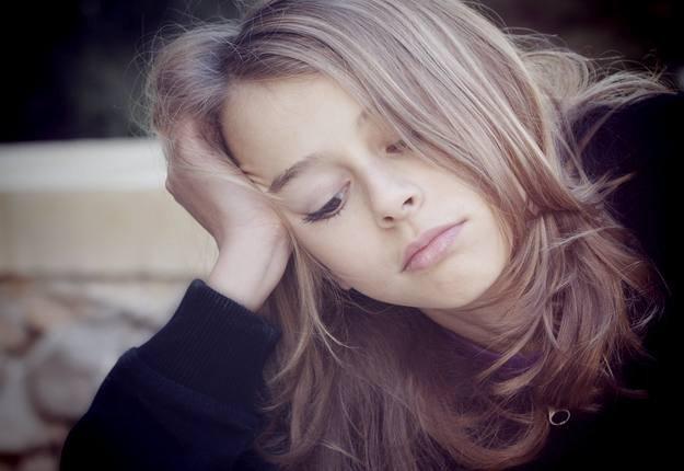 Girl Sulking - Teen Rehab