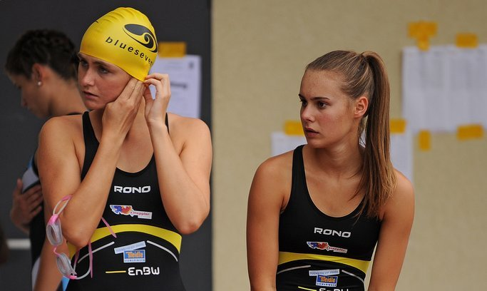 Girl Swimming Team - Teen Rehab