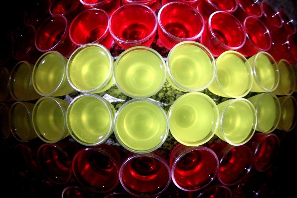 Jell-O Shots - Teen Rehab