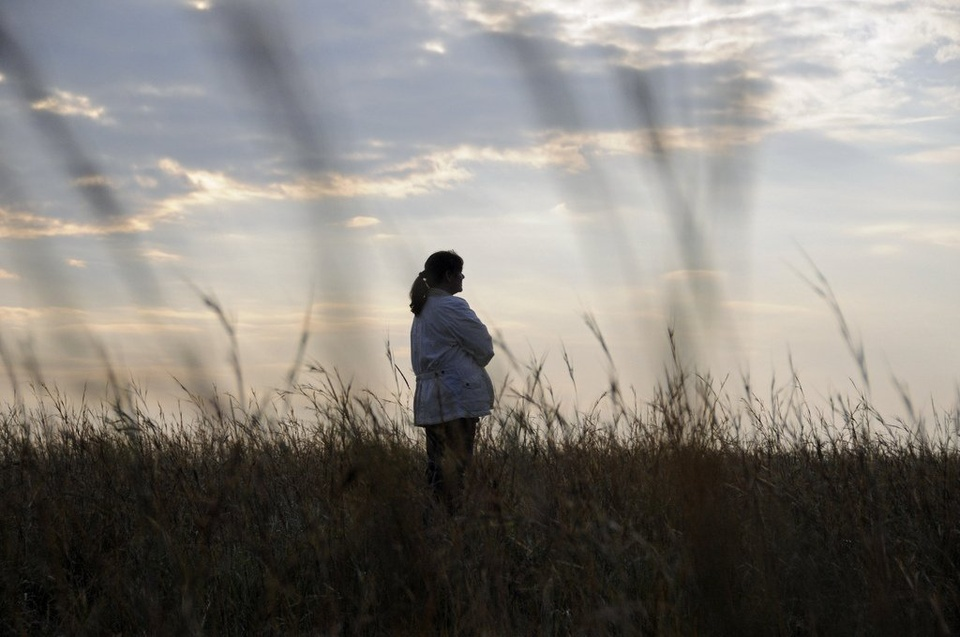 Mother In A Field - Teen Rehab