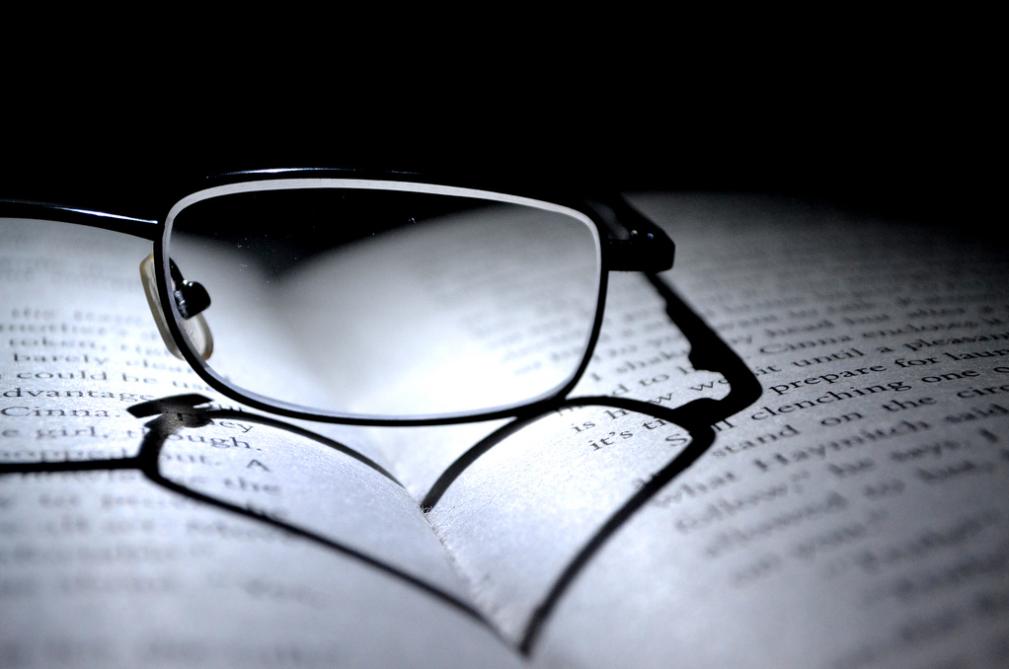 Reading Glasses On Book - Teen Rehab