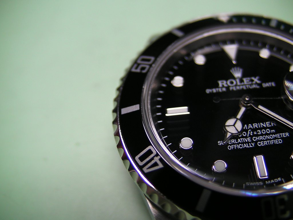 Rolex Watch - Teen Rehab
