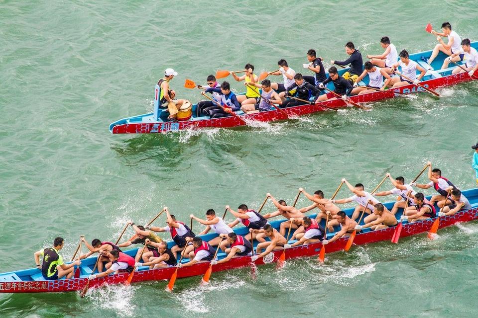 Rowing Team - Teen Rehab