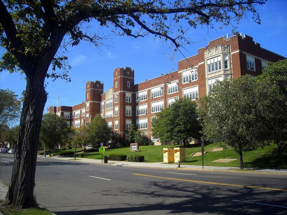 School Building - Teen Rehab