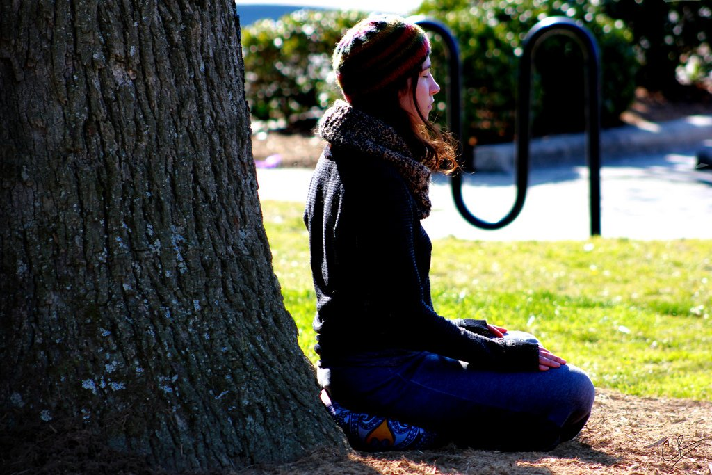Teen Meditating - Teen Rehab