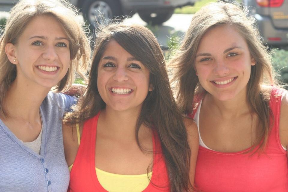Teenage Girls Having Fun - Teen Rehab