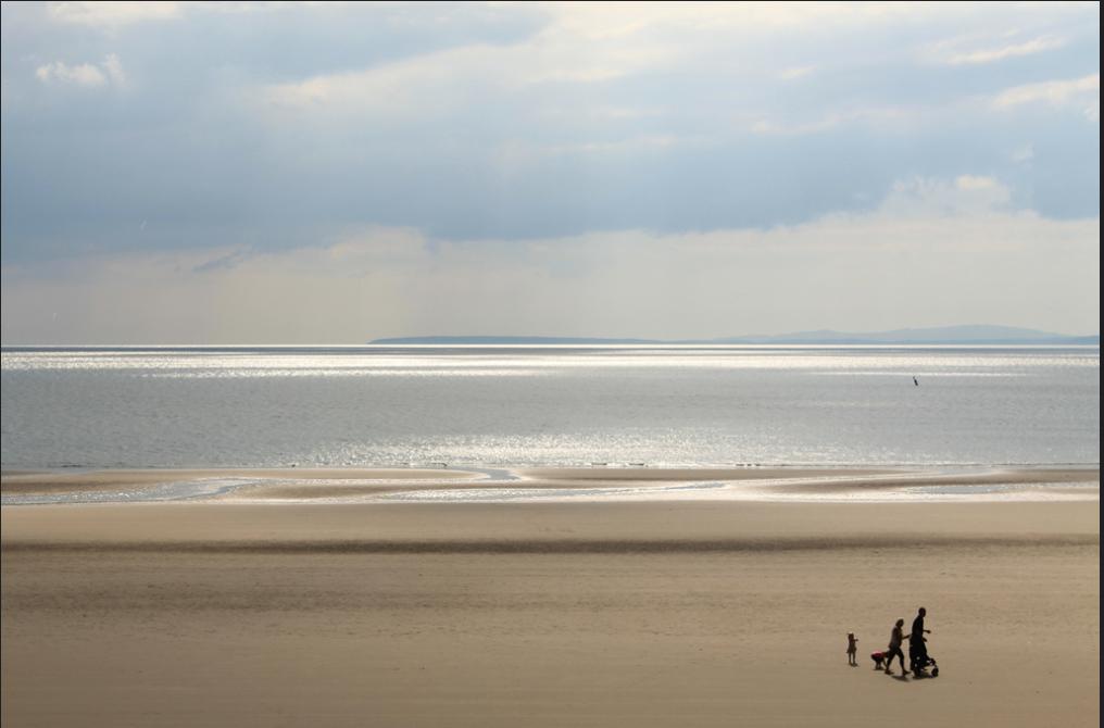 Teens Walking Along Beach - Teen Rehab