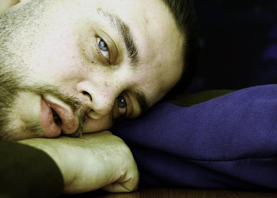 Tired Boy - Teen Rehab
