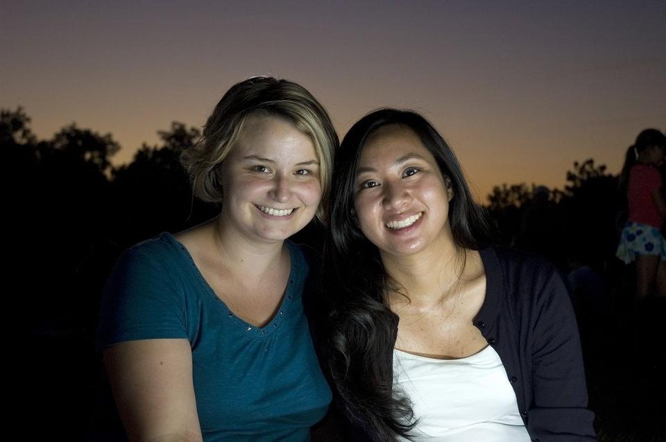 Two Girls Smiling - Teen Rehab