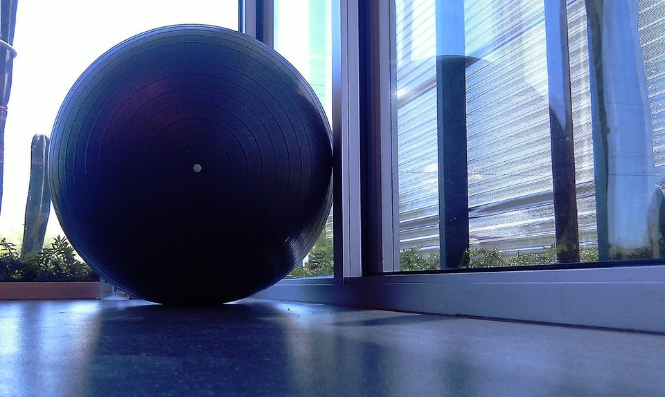 Stability Ball - Teen Rehab