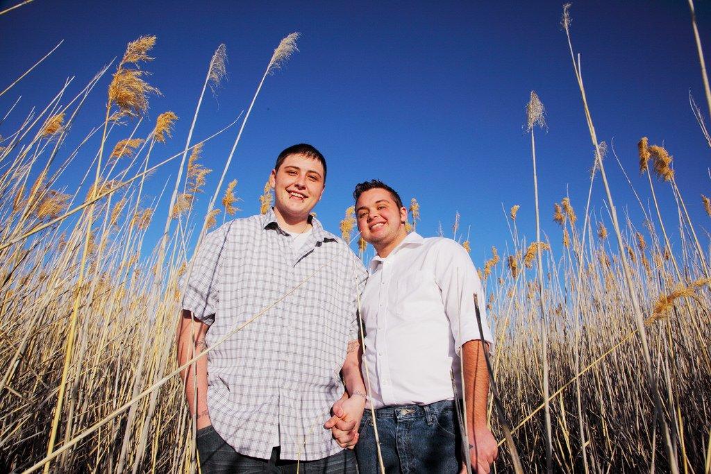 Teenage Boys Holding Hands - Teen Rehab