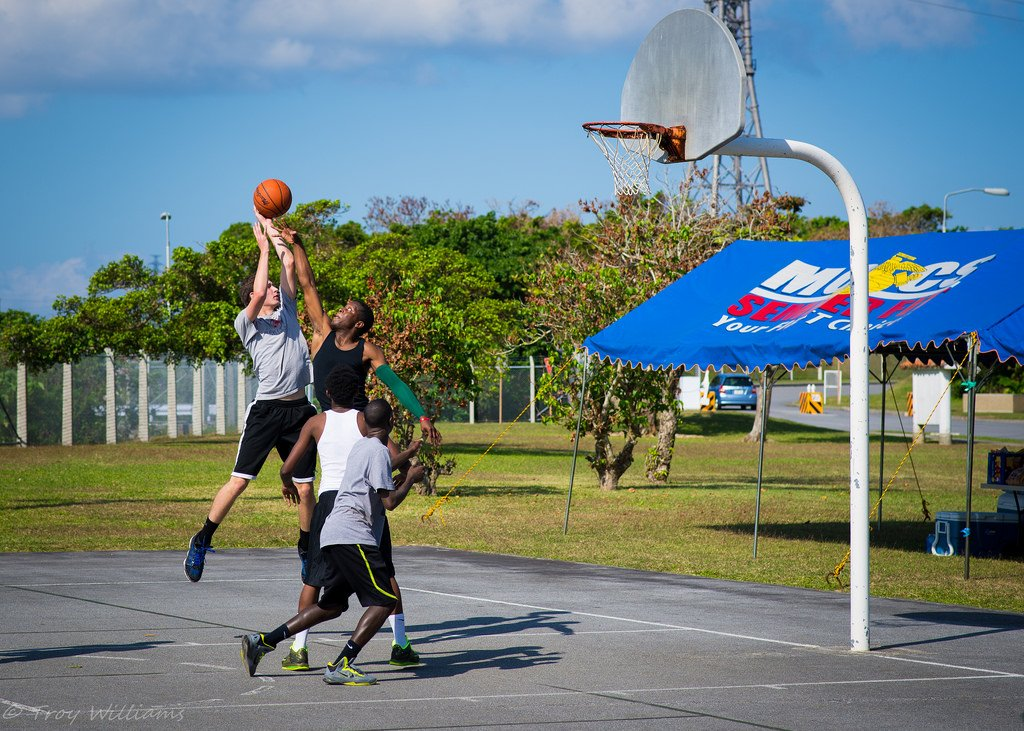 teen boys basketball