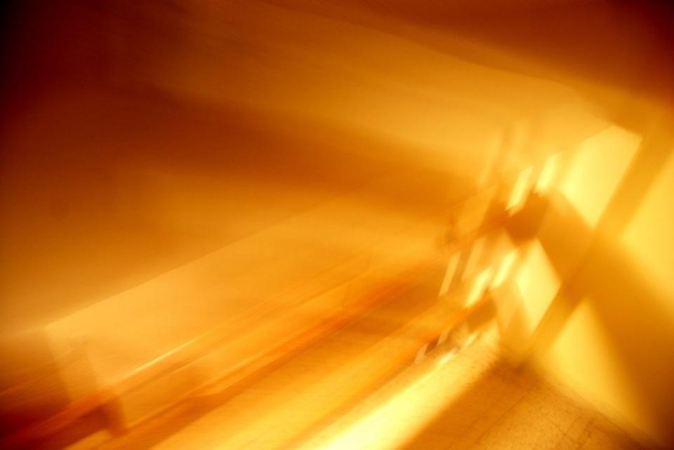 Blurry Orange - Teen Rehab