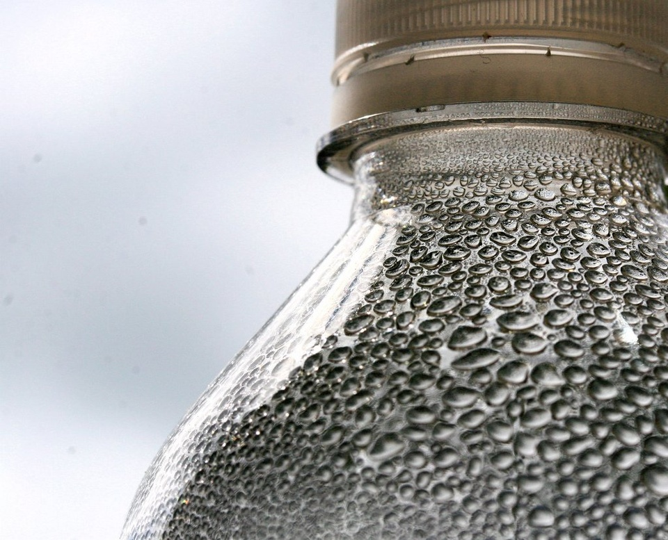 Closeup Of Water Bottle - Teen Rehab