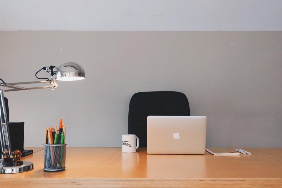 Organized Office Desk - Teen Rehab