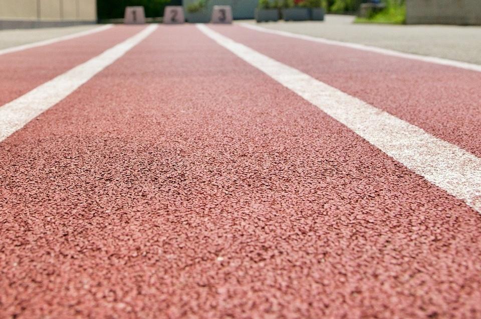 Running Track Closeup - Teen Rehab