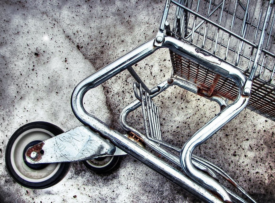 Shopping Cart - Teen Rehab