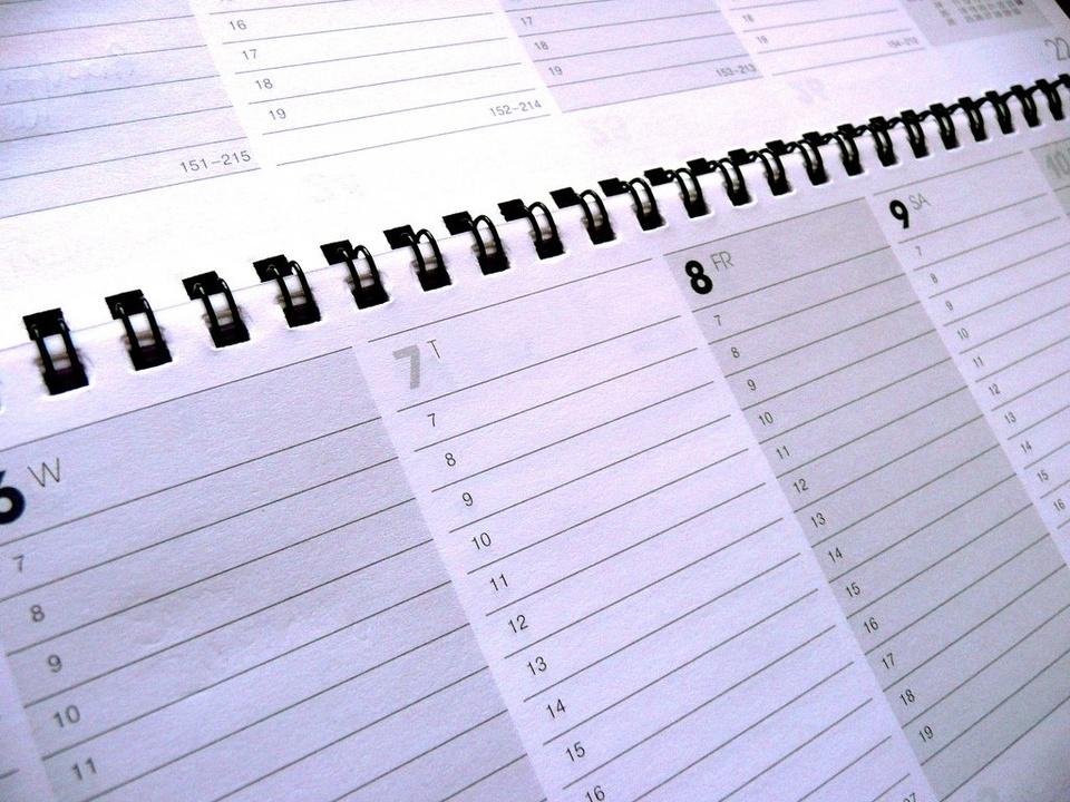 Calendar - Teen Rehab