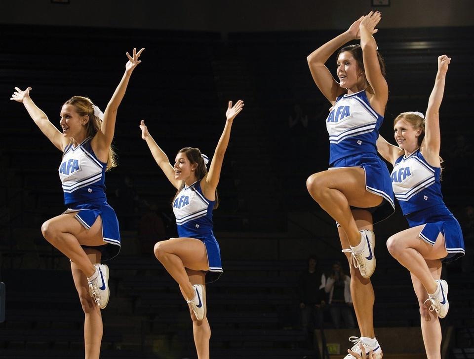 Cheerleaders - Teen Rehab