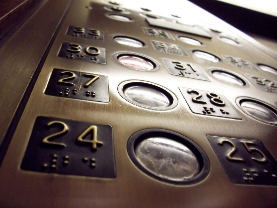 Elevator Buttons - Teen Rehab