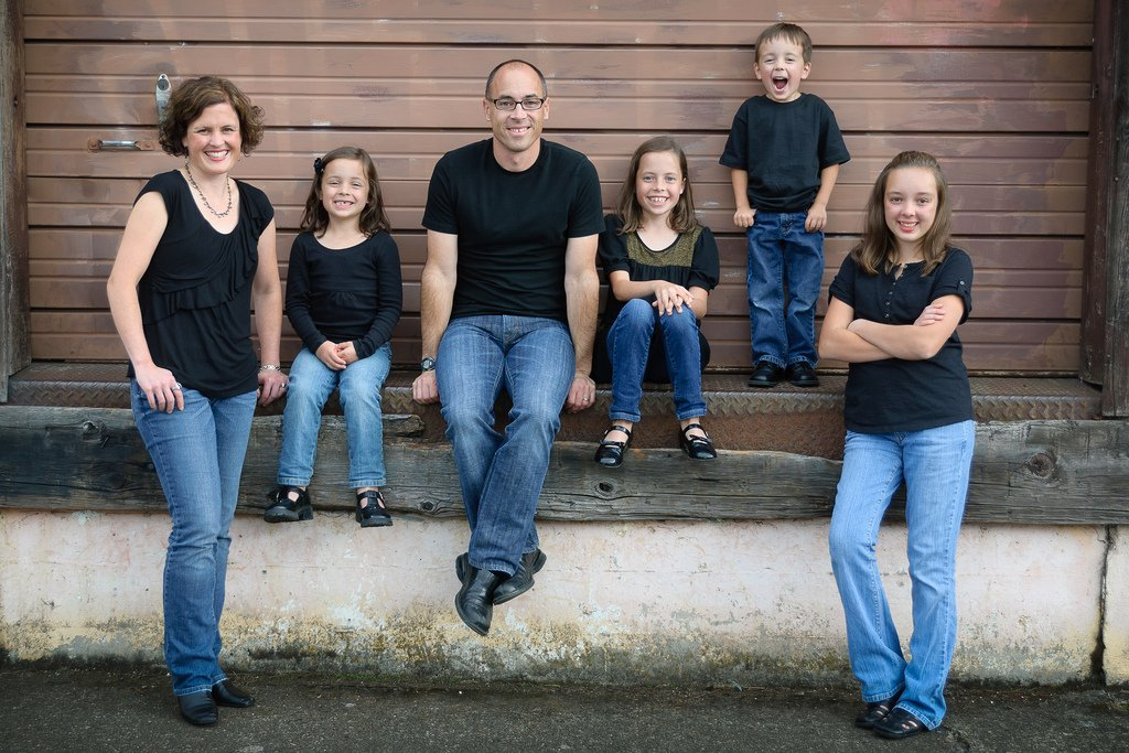 Family Smiling - Teen Rehab