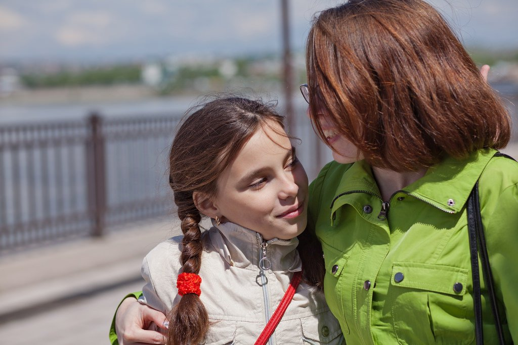 Mother Daughter Hugging - Teen Rehab