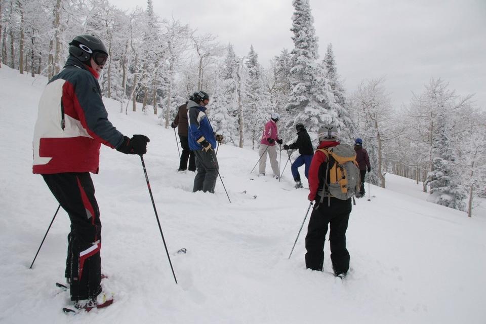 Skiers - Teen Rehab