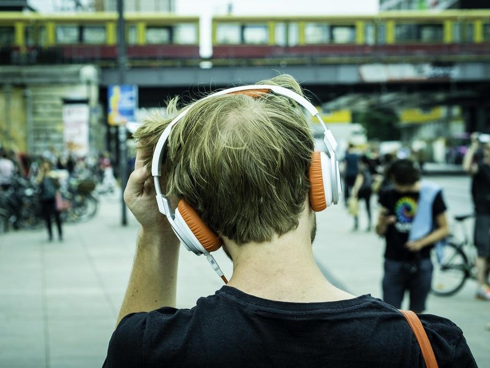 Headphones On - Teen Rehab