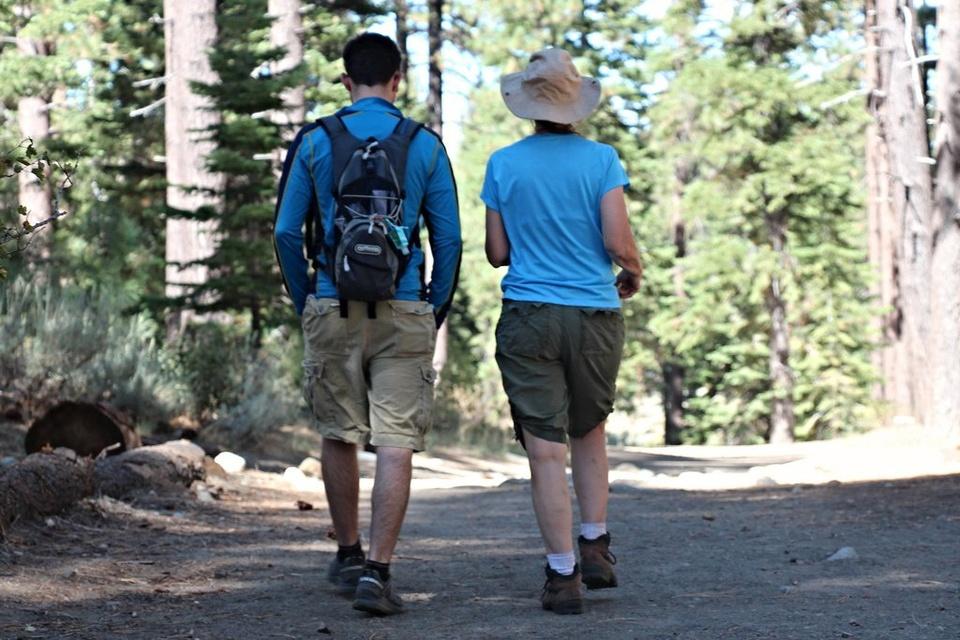 Hiking - Teen Rehab