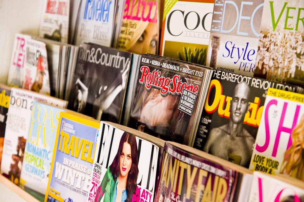media print magazines