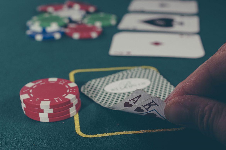 cards poker chips gambling