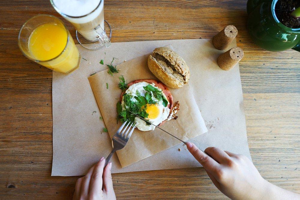 health breakfast food