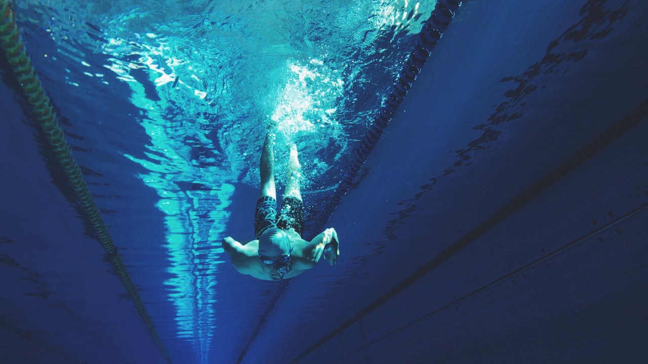 swimming physical activity exercise