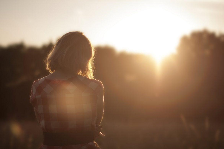 girl woman sun