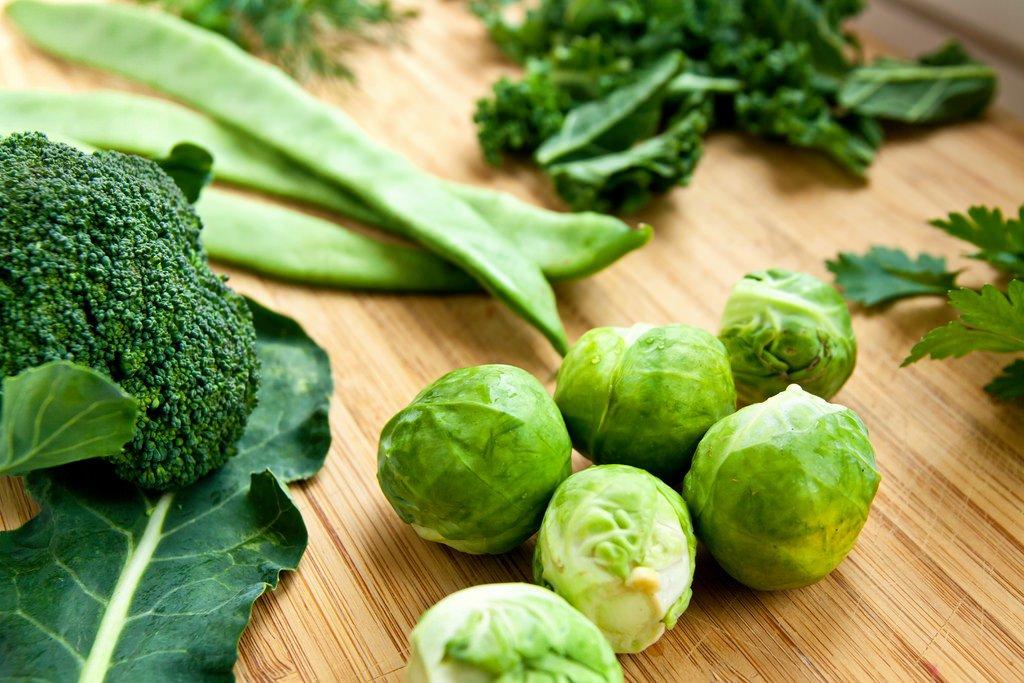 vegetables green food