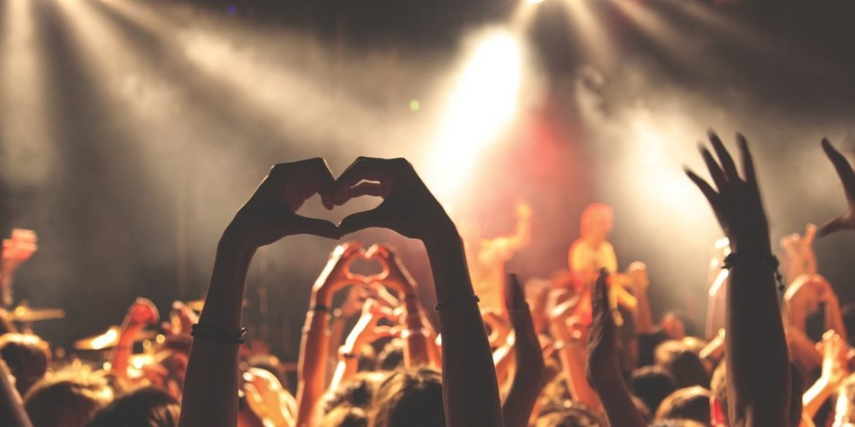 Hands Heart Concert - Teen Rehab