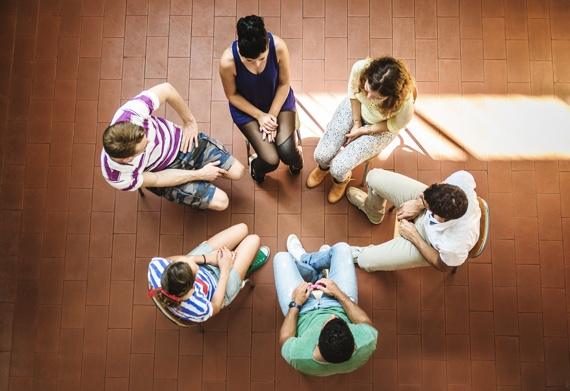 Teen Rehab - About - Group